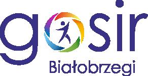 Gminny Ośrodek Sportu i Rekreacji w Białobrzegach logo